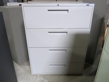 Global 4-Drawer Lateral