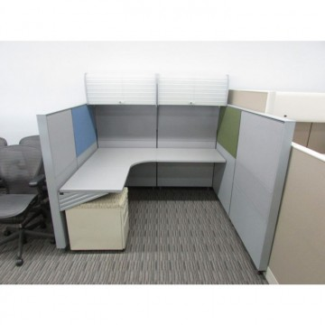Herman Miller Vivo Cubicle (6' x 7')