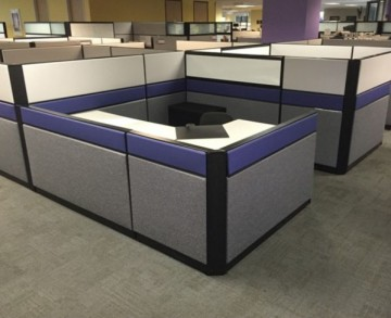 Teknion TOS Cubicle Work Station