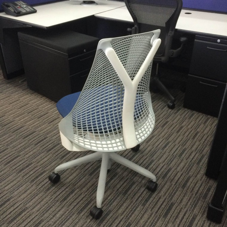 Herman Miller Sayl Chair No Arms Conference Chairs