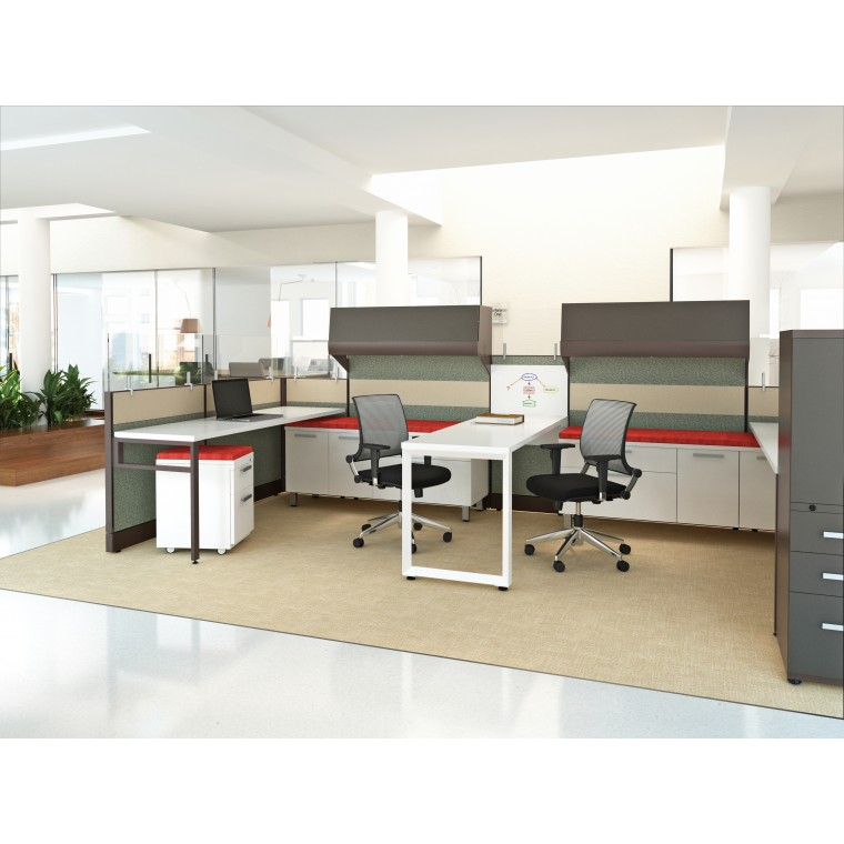 Novo Workstations Friant New Cubicles Mfc Office