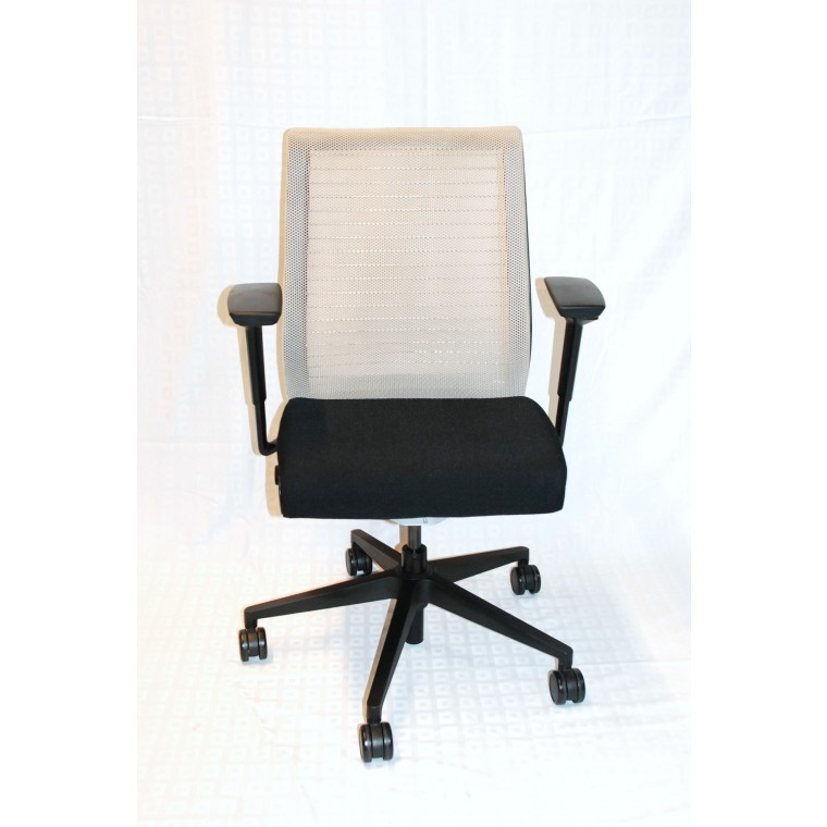 steelcase think chair used seating used. Black Bedroom Furniture Sets. Home Design Ideas