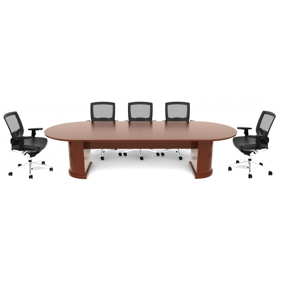 Conference Table Icon Racetrack Conference Table