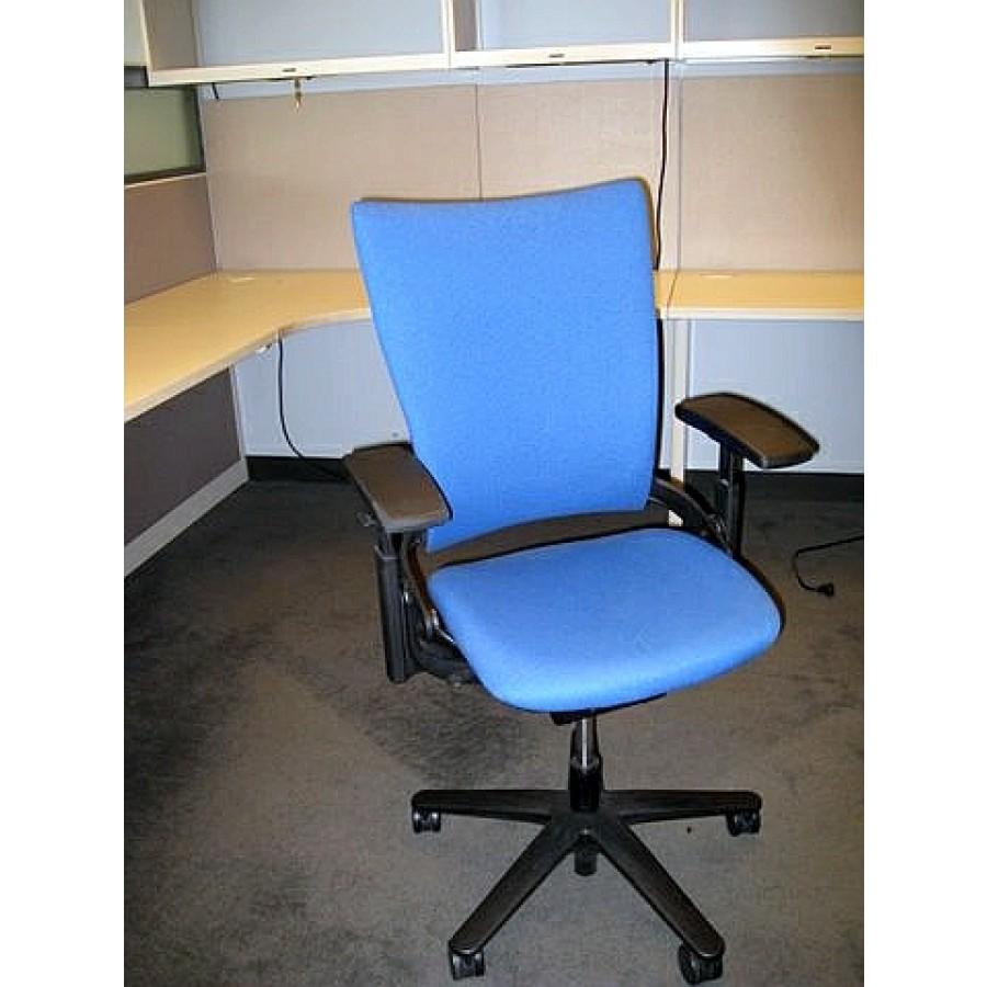used allsteel sum ergonomic chairs