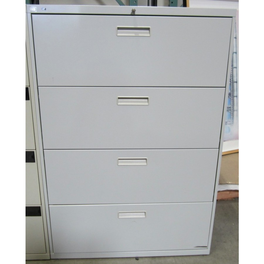 Hon 4-Drawer Lateral File - Used Storage - Used