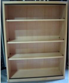 4-Shelf Bookshelf