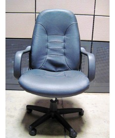 Used Global Audition Leather Executive Chair