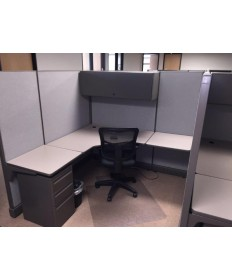 Herman Miller A02 Cubicle