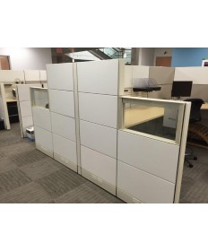 "Herman Miller Ethospace (8' x 10') Stations 70""H/ 54""H"