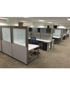 Herman Miller Vivo Cubicle (7' x 9')