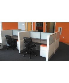 Herman Miller Ethospace Telemarketing Cubicle