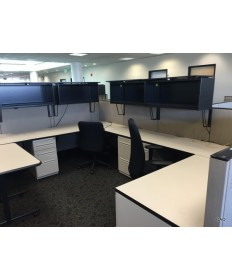 Used Haworth Premise Workstations