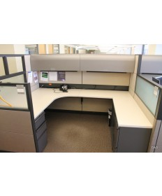 Used Knoll Reff Workstations