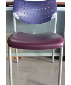 Keilhauer Stackable Side Chairs