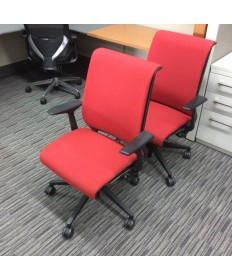 Steelcase Think Chair (Red)