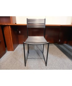 Used Black Alias Side Chair