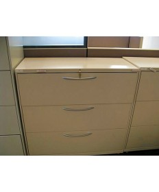 Used Allsteel 2-Drawer Lateral Files
