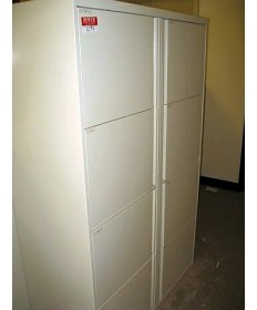 Used Steelcase Storage Locker