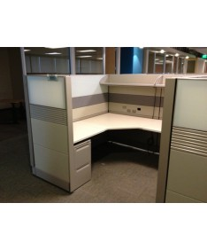(80) Herman Miller Ethospace cubicles