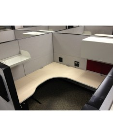 7'x7' Steelcase Answer Cubicles