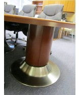 Geiger 7' Racetrack Conference Table